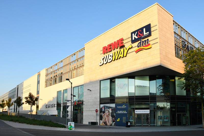 REWE Kersten in Neu-Ulm