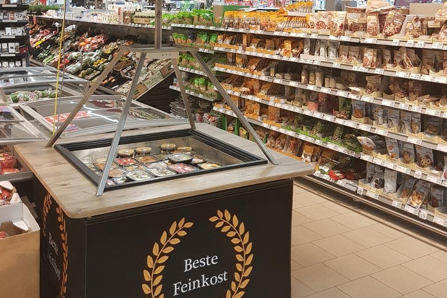 Beste Feinkost-Produkte im REWE in Neu-Ulm